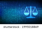 internet law icon made with... | Shutterstock .eps vector #1995018869