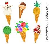 vector illustration  seamless... | Shutterstock .eps vector #1995071213