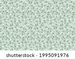 vector seamless pattern. pretty ... | Shutterstock .eps vector #1995091976