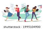 communication technology... | Shutterstock .eps vector #1995104900