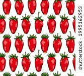 vector seamless pattern with...   Shutterstock .eps vector #1995162953