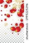 vector spring or summer sale... | Shutterstock .eps vector #1995225296