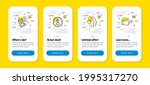 vector set of headhunting ... | Shutterstock .eps vector #1995317270