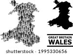 map of wales for political...   Shutterstock .eps vector #1995330656