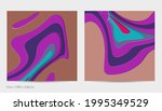 abstract 3d paper cut art....   Shutterstock .eps vector #1995349529