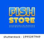 vector business concept fish...   Shutterstock .eps vector #1995397949