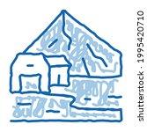 residential buildings in...   Shutterstock .eps vector #1995420710