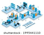 tire production service... | Shutterstock .eps vector #1995441110