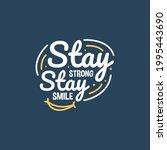 motivational lettering...   Shutterstock .eps vector #1995443690