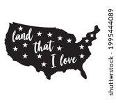 land that i love logo...   Shutterstock .eps vector #1995444089