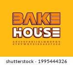 vector creative banner bake...   Shutterstock .eps vector #1995444326
