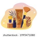 vector hand drawn illustration  ... | Shutterstock .eps vector #1995471080