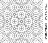 vector geometric pattern....   Shutterstock .eps vector #1995476963