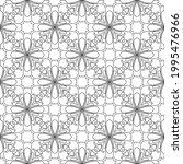 vector geometric pattern....   Shutterstock .eps vector #1995476966