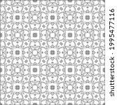 vector geometric pattern....   Shutterstock .eps vector #1995477116