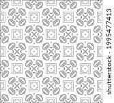 vector geometric pattern....   Shutterstock .eps vector #1995477413