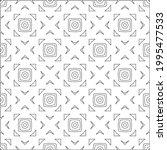 vector geometric pattern....   Shutterstock .eps vector #1995477533