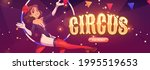 circus website with aerial... | Shutterstock .eps vector #1995519653