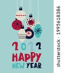 Happy New Year 2022 Greeting...