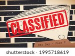 Classified Stamp  Censored...