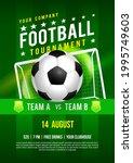 football league tournament...   Shutterstock .eps vector #1995749603