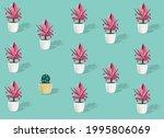 abstract vector pattern in...   Shutterstock .eps vector #1995806069