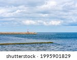 View Of Berwick Lighthouse And...