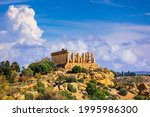 The Greek Temple Of Juno In The ...