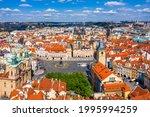 Prague Beautiful Panoramic...