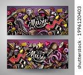 cartoon vector doodle set of...   Shutterstock .eps vector #1996120403