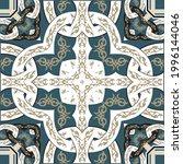 ethnic seamless pattern....   Shutterstock .eps vector #1996144046