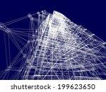 tower building | Shutterstock . vector #199623650