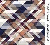 seamless pattern of scottish... | Shutterstock .eps vector #1996305449