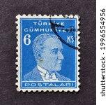 Turkey   Circa 1931   Cancelled ...