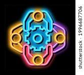 general solution neon light... | Shutterstock .eps vector #1996687706