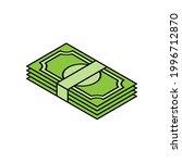 money icon vector illustration. ...