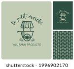 logotype for market gardener ...   Shutterstock .eps vector #1996902170