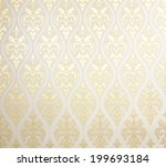 Floral Wallpaper Pattern Light...