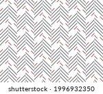 seamless zigzag chevron line... | Shutterstock .eps vector #1996932350