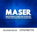 Maser   Microwave Amplification ...