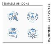 universal basic income line... | Shutterstock .eps vector #1997147696