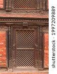 Intricate Front Door Decoration ...