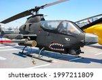 Bell Ah 1s Cobra Of The United...