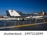 Supermarine Scimitar F1 Of The...