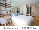 Bedroom Minimal Style Interior...