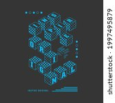 inspire original abstract... | Shutterstock .eps vector #1997495879