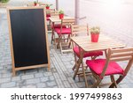 mockup template with summer...   Shutterstock . vector #1997499863