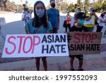 Young Asian Americans Take Part ...