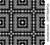 checkered plaid tartan seamless ...   Shutterstock .eps vector #1997563916