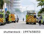 Miami Beach Surfside  Fl  Usa   ...